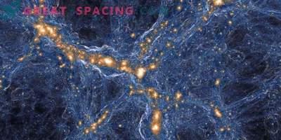 Une rare relique cosmique! Les scientifiques trouvent un nuage de fossile de l'univers