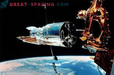 Le télescope spatial Hubble a 25 ans: que va-t-il se passer ensuite?