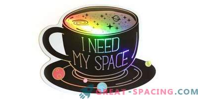 How much will a cup of cosmic coffee cost