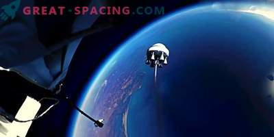 Video: The Stratospheric Ball sends a rocket into space