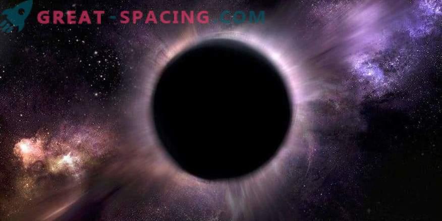 Does a black hole resurrect a white dwarf?