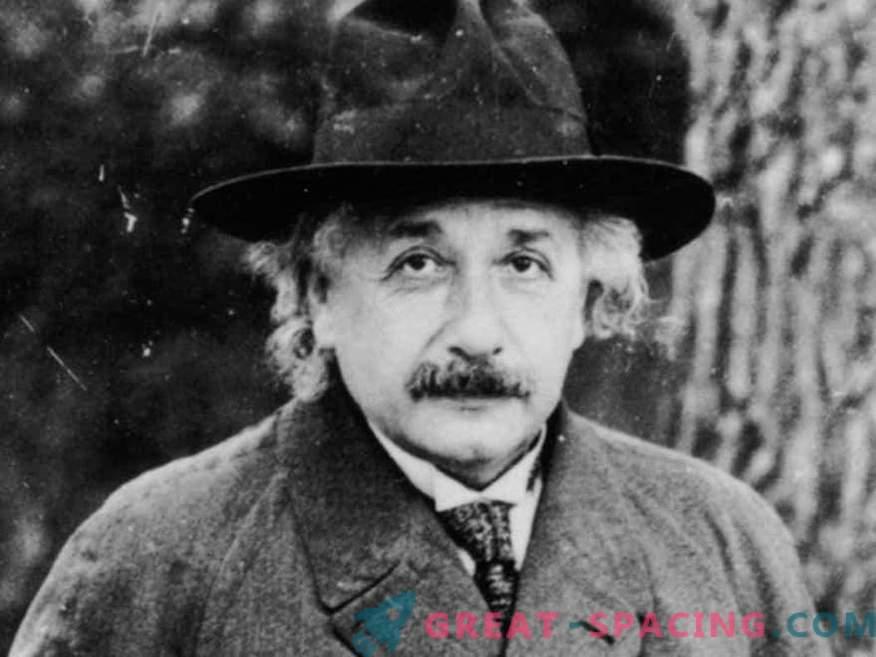 le cerveau d'Albert Einstein a été volé contre son gré