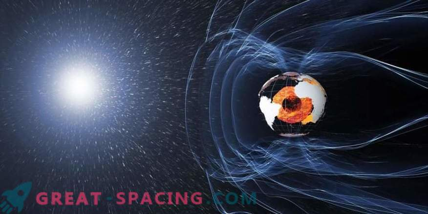 Le changement des pôles magnétiques de la Terre est-il dangereux?
