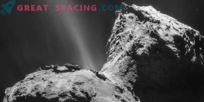 La poussière de comète dévoile l'histoire du système solaire