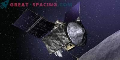 Premières photographies approximatives d'un astéroïde distant Bennu