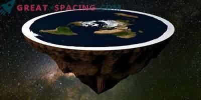 Les Américains collectent de l'argent pour prouver que la Terre est plate