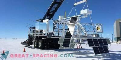 От Антарктика стартира вторият научен балон