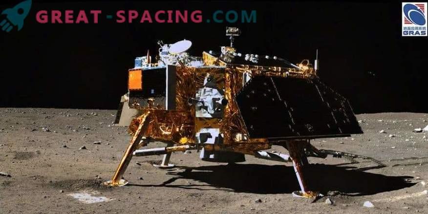 Kitajski lunasti rover je trčil z več ledenimi nočmi, kot je bilo pričakovano