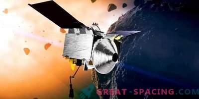 Le chasseur d'astéroïdes cible le rock spatial