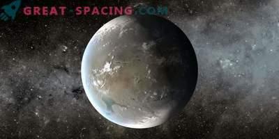 Les scientifiques ont découvert une planète de la taille de la Terre