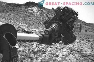 NASA probeert het probleem op te lossen met de Curiosity rover