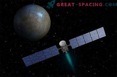 Vaisseau spatial de la NASA est prêt à ouvrir Ceres mystique