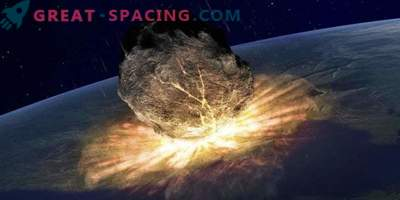 Que se passe-t-il si un météorite frappe la Terre