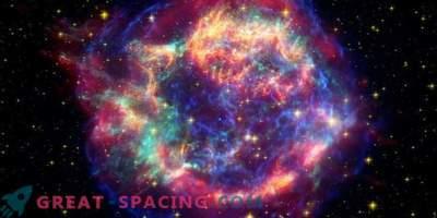 Las supernovas pueden dejar rastros en los meteoritos