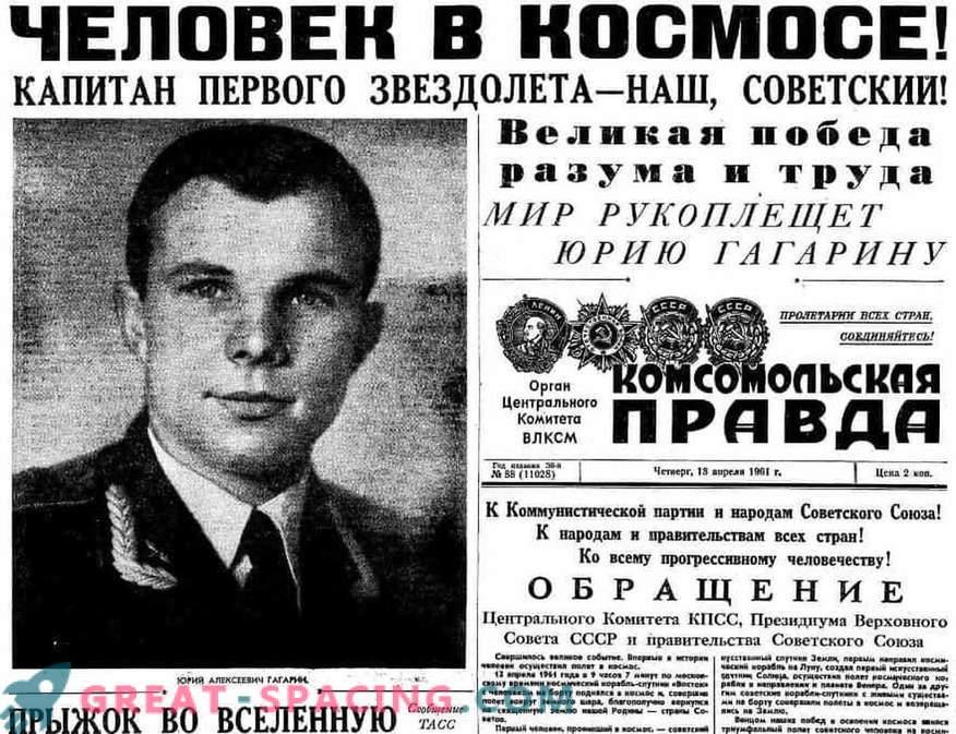 Pourquoi la journée de la cosmonautique est célébrée le 12 avril