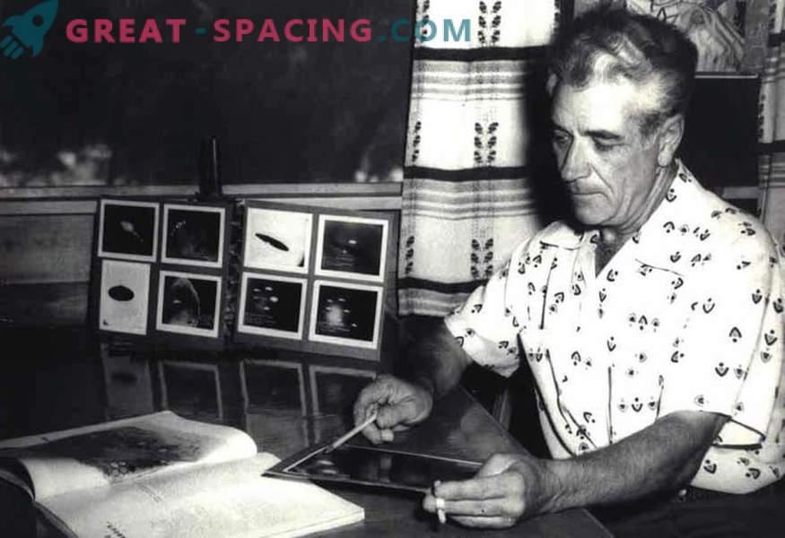 Incident à Mojave - 1952. George Adamski a assuré qu'il était en contact avec les habitants de Vénus