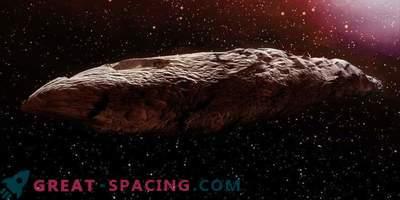 Vous ne devriez pas considérer 1I / Oumuamua comme un invité spécial