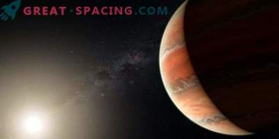 VLT noterade först titanoxid i exoplanet