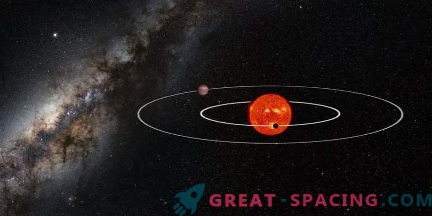 Les scientifiques observent la naissance possible d'un système planétaire