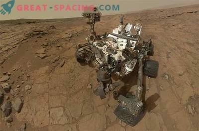 Stickstoff: Ein weiterer Baustein für das Leben auf dem Mars