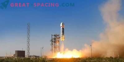 Blue Origin a pour but de lancer un homme dans l'espace