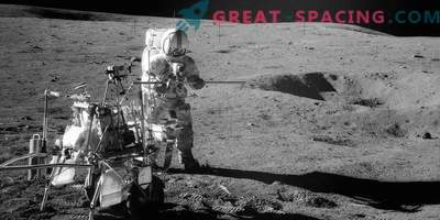 Un motif lunaire aurait pu initialement être créé sur Terre.