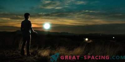 Les lumières de Marfa peuvent-elles être des signaux de la vie extraterrestre? Opinion ufologov