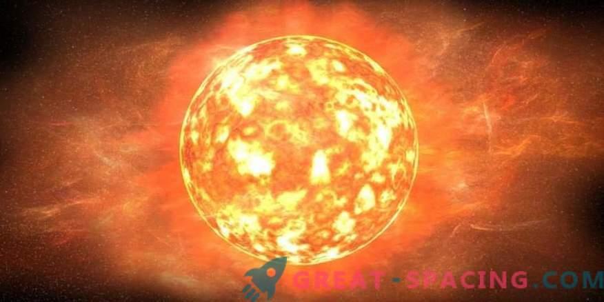 Der größte Stern im Universum wird einem schnellen Tod ausgesetzt sein.
