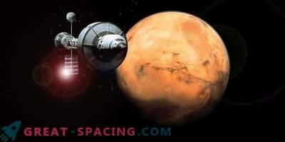 Lennud Marsisse - ühe suuna pilet
