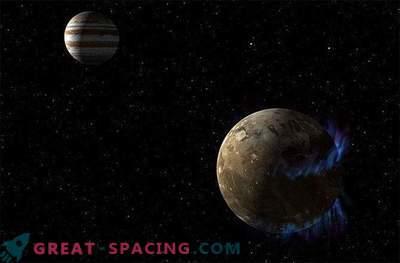 Hubble a découvert l'océan souterrain sur le satellite de Jupiter