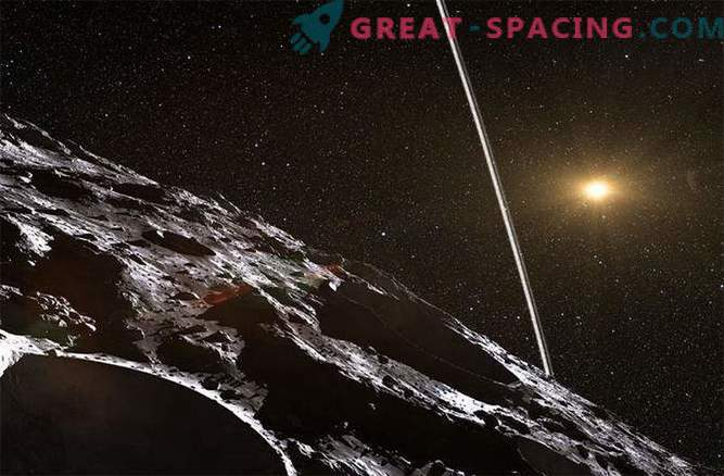 Le premier astéroïde avec son propre système annulaire est détecté