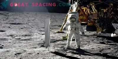 Train d'atterrissage réutilisable pour les missions lunaires