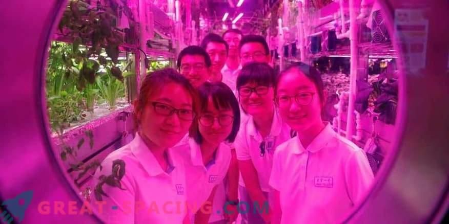Des volontaires chinois ont passé 200 jours dans une