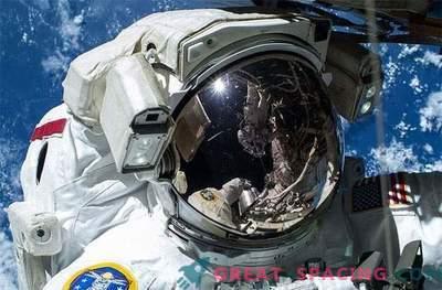 Avastati veekogud astronautikostudest