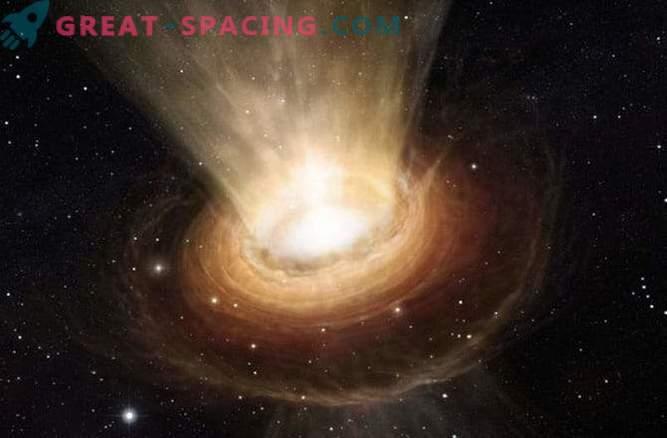 Trous noirs - la minuterie de la naissance de la vie sur Terre