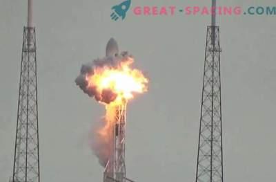 SpaceX a trouvé la cause de l'explosion de la fusée