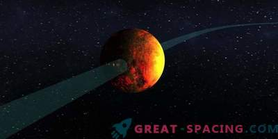 Exoplanet puzzles scientists. Why is she so far from her star