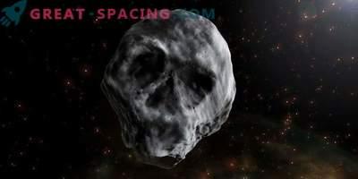 Un crâne cosmique étrange s'envole vers la Terre. Un astéroïde est-il dangereux pour notre planète?