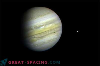 A space stone crashed into Jupiter