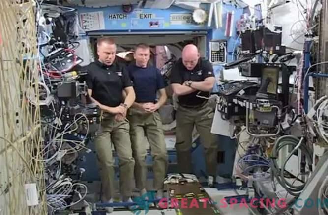 La NASA se souvient des astronautes morts au combat et de la promesse d'une mission vers Mars