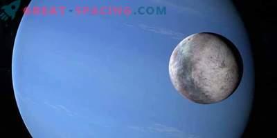 Quel sombre passé cache le satellite de Neptune Triton