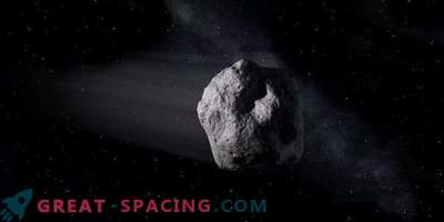 ATLAS prédit l'impact des météorites