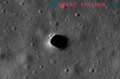 Les tubes de lave sur la lune pourraient protéger les astronautes