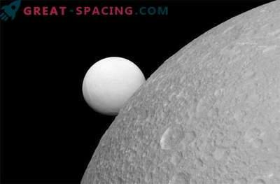 Composants de vie trouvés dans le satellite de Saturne