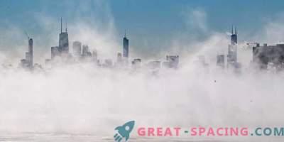 Ameriške zmrzali: kaj je naredil polarni vrtinec