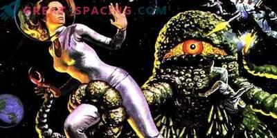 Perché gli esseri extraterrestri nella fantascienza ritraggono con tentacoli
