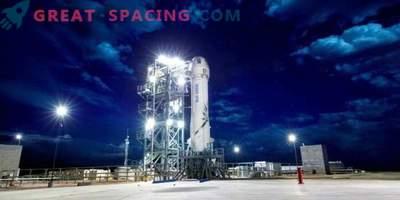 La fusée New Shepard a effectué le 10ème vol d'essai