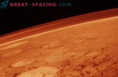 Les jets martiens mystiques défient toute explication
