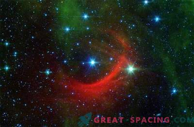 Lorsque les étoiles en fuite génèrent une onde de choc