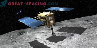 Quest dévoilera les secrets de l'astéroïde avant la visite du vaisseau spatial japonais